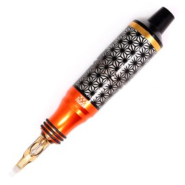 Paulo Cruzes PROPEN Grace Black Orange