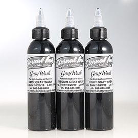 Eternal Gray Wash Set 3 Bottle