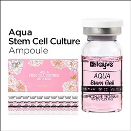 Сыворотка STAYVE Aqua Stem Cell Culture Ampoule
